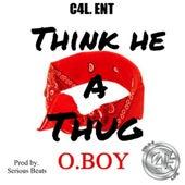 Think He a Thug de OBOY
