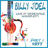 Live at Greenvale University 1977 Part 1 (Live) de Billy Joel