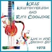 Live in NYC 1972 Second Set (Live) von Kris Kristofferson