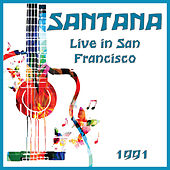 Live in San Francisco 1991 (Live) de Santana