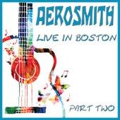Live In Boston Part Two (Live) de Aerosmith