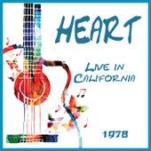 Live in California 1978 (Live) de Heart