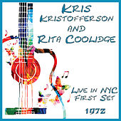 Live in NYC 1972 First Set (Live) by Kris Kristofferson