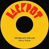 Never Let You Go by Delroy Wilson