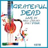 Live in New Jersey 1978 Part Four (Live) de Grateful Dead