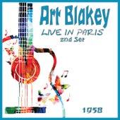 Live in Paris 2nd Set 1958 (Live) von Art Blakey