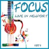 Live in Newport 1971 (Live) de Focus