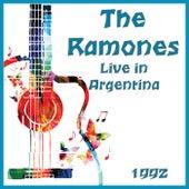 Live in Argentina 1992 (Live) de The Ramones