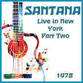 Live in New York 1978 Part Two (Live) de Santana