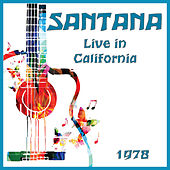 Live in California 1978 (Live) de Santana