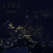 3000km by Esko