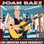 Live In San Francisco, Vol. 2 de Joan Baez