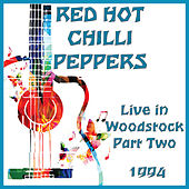 Live At Woodstock Part Two (Live) de Red Hot Chili Peppers