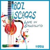 Live in Sausalito 1994 (Live) de Boz Scaggs
