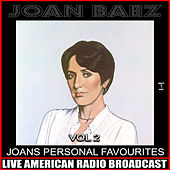 Joan's Personal Favourites, Vol. 2 de Joan Baez