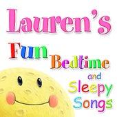 Fun Bedtime and Sleepy Songs For Lauren by Various Artists