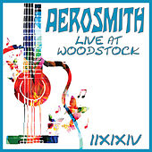 Live at Woodstock '94 (Live) by Aerosmith
