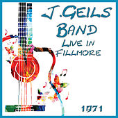 Live in Fillmore 1971 (Live) fra J. Geils Band