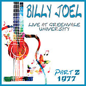Live at Greenvale University 1977 Part 2 (Live) de Billy Joel