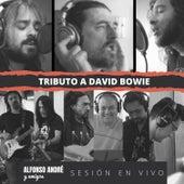 Alfonso André Y Amigos. Tributo a David Bowie. Sesión En Vivo @ El Submarino Del Aire de Alfonso André