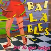 Bailables Pa' Lo Que Salga de Varios Artistas
