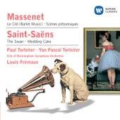 Orchestral wotrks by Jules Massenet