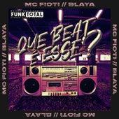 Funk Total: Que beat é esse? von Mc Fioti