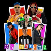 Oh Nanana Latino (feat. K2 la Para Musical & King Goyi) by Bonde R300