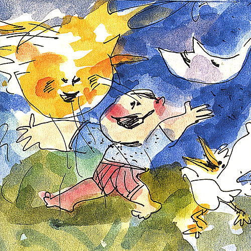 Good Morning, Gus by Brady Rymer