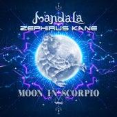 Moon In Scorpio by Mandala