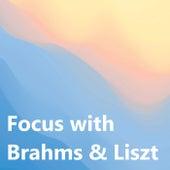 Focus with Brahms & Liszt von Johannes Brahms