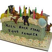 Kill Rock Stars Sampler 2009 de Various Artists