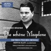 Brahms: 15 Romanzen aus L. Tiecks Magelone, Op. 33 (Excerpts) von Dietrich Fischer-Dieskau