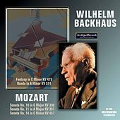 Mozart: Piano Works (Live) by Wilhelm Backhaus