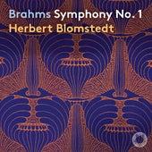 Brahms: Symphony No. 1 & Tragic Overture von Gewandhausorchester Leipzig