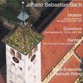 J.S. Bach: BWVV 225, 1068 & 68 by Helmuth Rilling