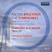 Bruckner: The Symphonies Organ Transcriptions, Vol. 0 de Hanjörg Albrecht