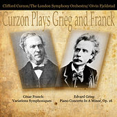 Curzon Plays Grieg and Franck (Digitally Remastered) by Clifford Curzon