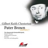 Edition 7: Vier Spannende Kriminalhörspiele von Pater Brown