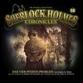 Folge 58: Das Vier-Pfeifen-Problem von Sherlock Holmes Chronicles
