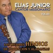 Los Mejores Himnos de Adoración y Alabanzas, Vol. 3 von Elias Junior Cantor Missionário