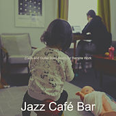 (Cello and Guitar Solo) Music for Remote Work by Jazz Café Bar