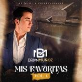 Mis Favoritas Vol.1 (Piano) de Brian Muñoz