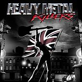 Heavy Metal Killers de Powervice, White Wizzard, Cauldron, RAM, Enforcer, H.O.D., Crowning Glory, Portrait, Celtic Legacy, Alltheniko, Voltax, In Solitude, Cast Iron