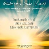 Gabriel's Oboe (Live) van Patricia Lazzara Steve Markoff