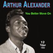 Arthur Alexander - You Better Move On (1962) von Arthur Alexander