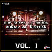 Que Suene La Banda Puras Pa' Pistear, Vol. 1 von Vários Artistas