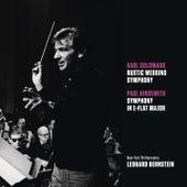 Goldmark: Rustic Wedding Symphony - Hindemith: Symphony in E-Flat Major von Leonard Bernstein