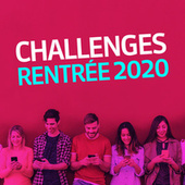 Challenges Rentrée 2020 de Various Artists