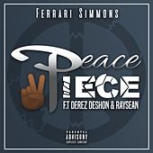 Peace 2 Piece de Ferrari Simmons